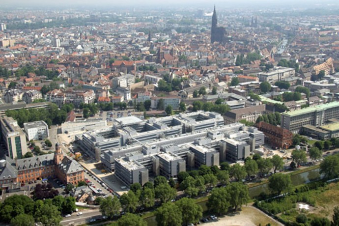 Strasbourg's new Civilian Hospital